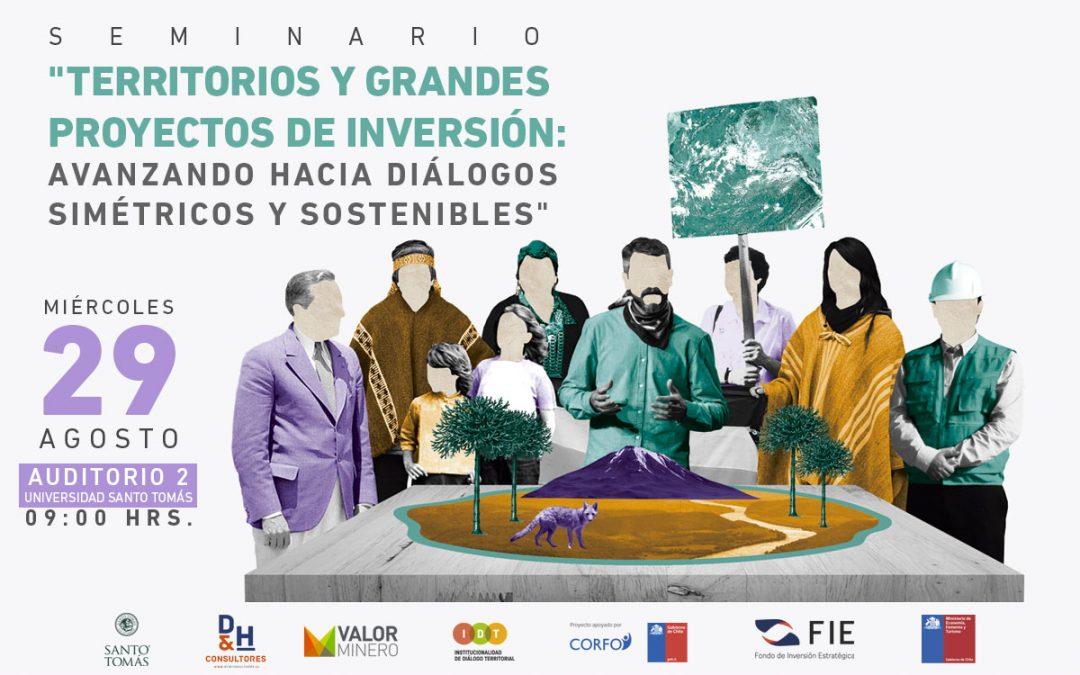D&H Consultores participará del Seminario sobre Propuesta de Política Pública de Institucionalidad de Diálogo Territorial