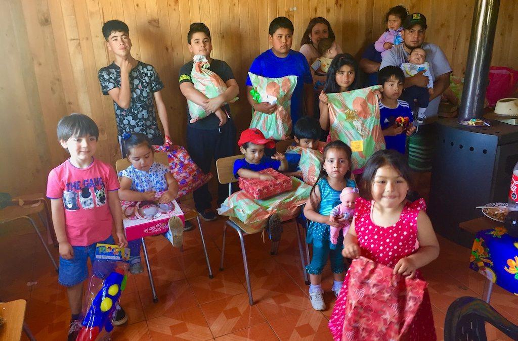 Atacama Energy celebra Navidad